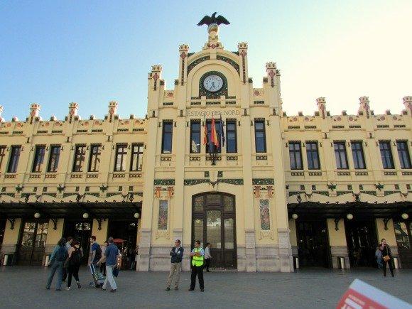 Estacio du Nord, Near Valencia Old Town