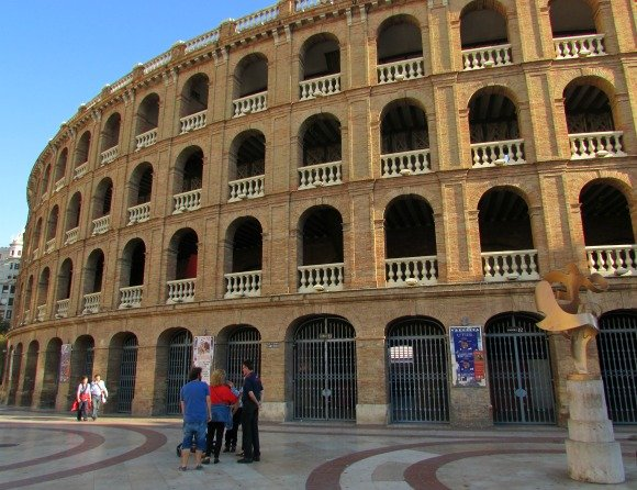 Plaza de Toros, Near Valencia Old Town