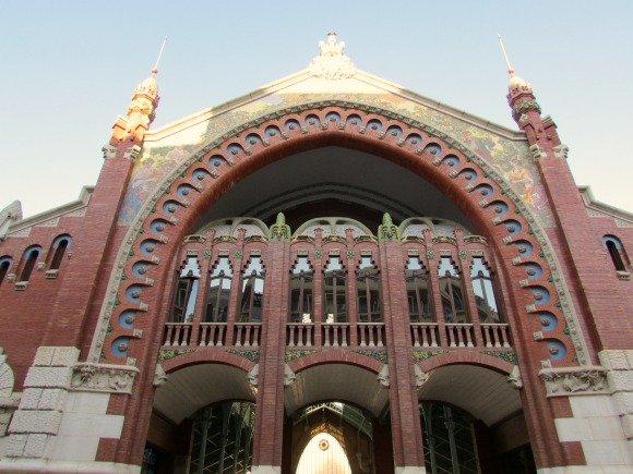Mercado Colon, Near Valencia Old Town