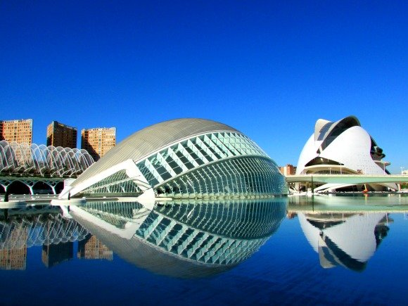 spain itinerary, valencia, city of arts and sciences, spain