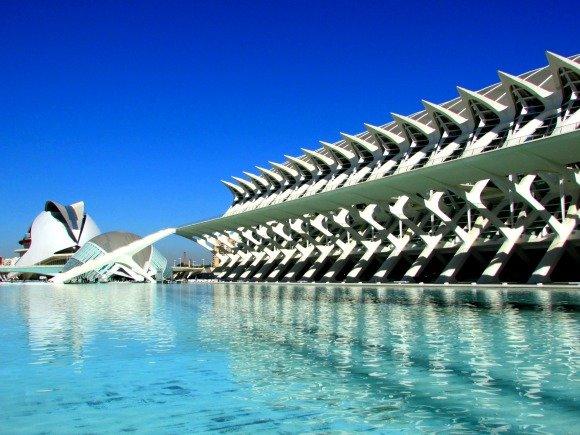 spain itinerary, valencia, city of arts and sciences, spain