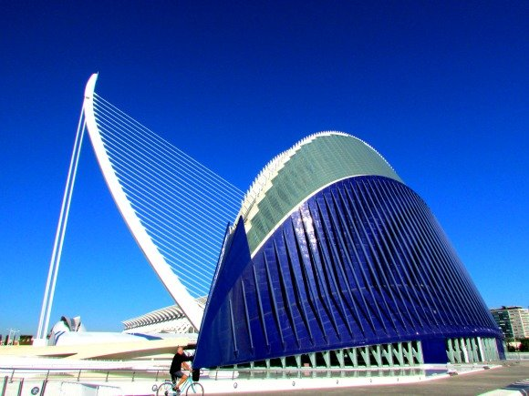 L'Agora, City of Arts and Sciences, Valencia, Spain