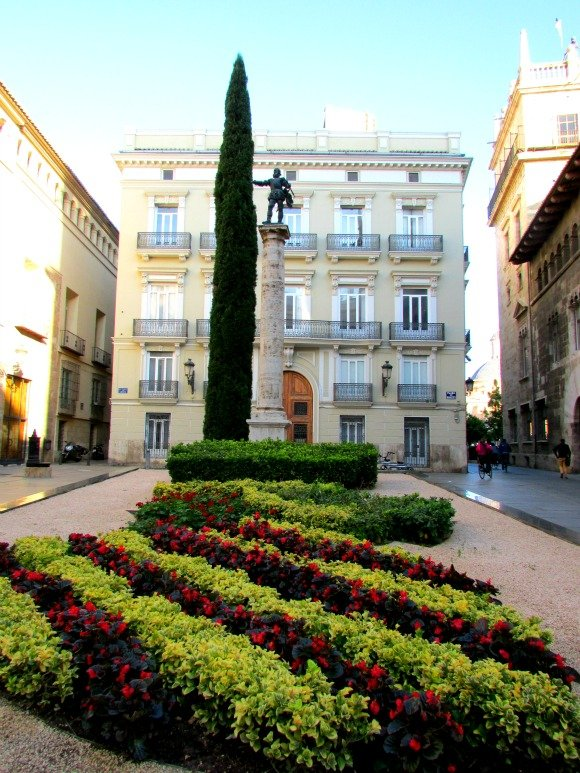 Old Town or Ciutat Vella, Valencia, Spain