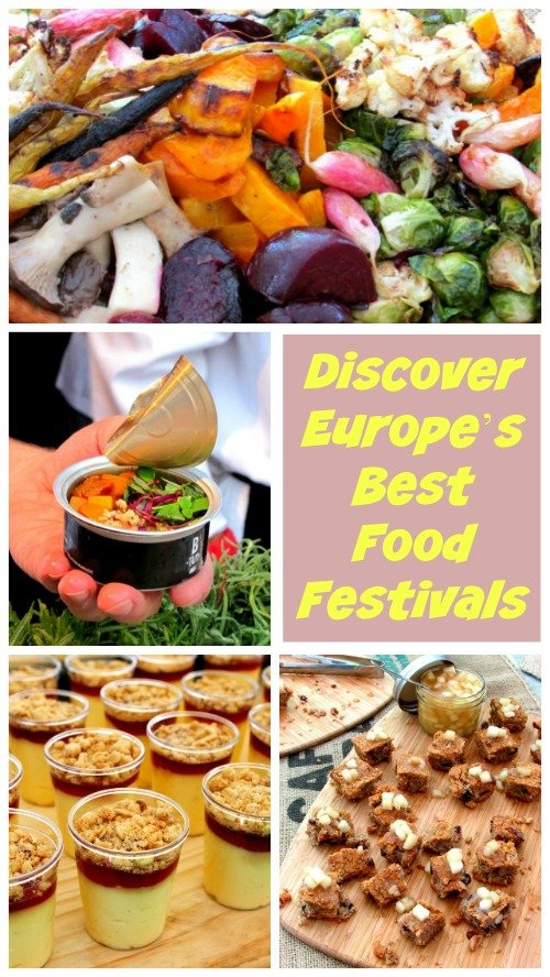 Discover Europe's Best Food Festivals - Best 2016 Gastronomic Celebrations on the Continent