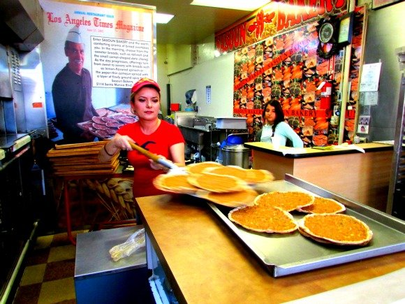 Sasoun Bakery, Little Armenia, Los Angeles