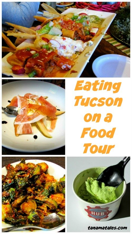 Taste the best Tucson has to offer on a food tour around the Downtown district.