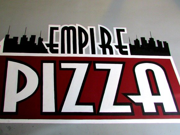 Empire Pizza, Tucson, Arizona