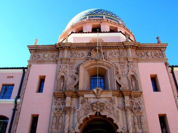 Old Pima County Courthouse, Tucson, Arizona