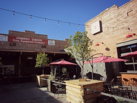 Downtown District, Tucson, Arizona