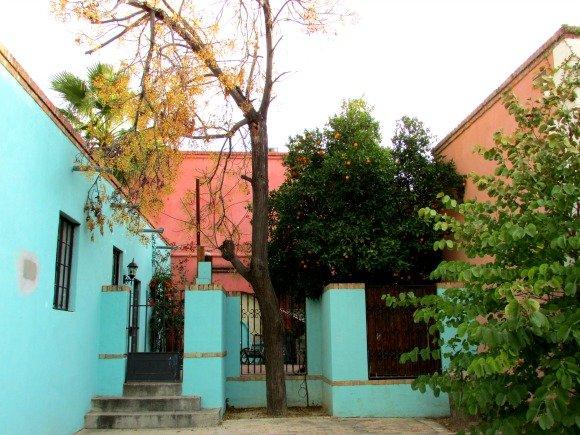 IBarrio Viejo or Barrio Historico, Tucson, Arizona