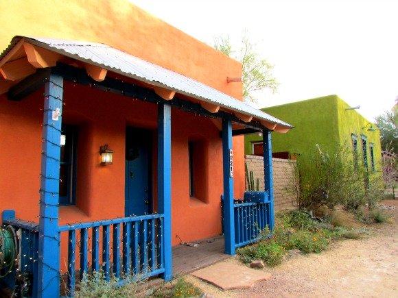 Barrio Viejo or Barrio Historico, Tucson, Arizona