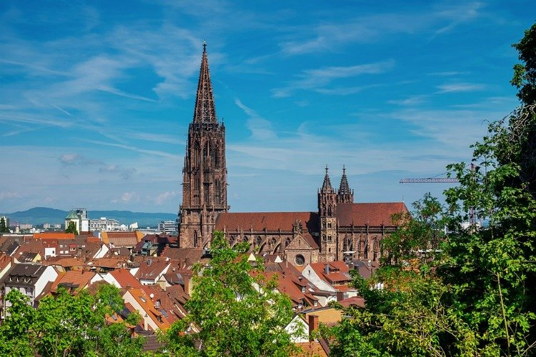 Things to do in the Black Forest Region, Germany, Freiburg Minster