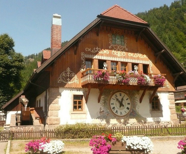 Things to do in the Black Forest Region, Germany, Giant Cuckoo Clock