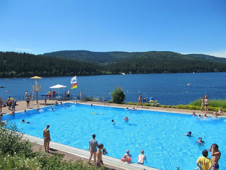 Schluchsee, Things to do in the Black Forest Region, Germany,
