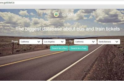 GoTicket: Search for Train and Bus Tickets in the US