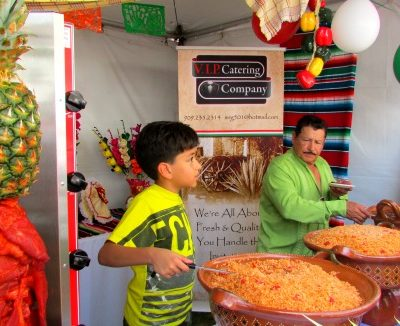 Latin Food Fest in Los Angeles