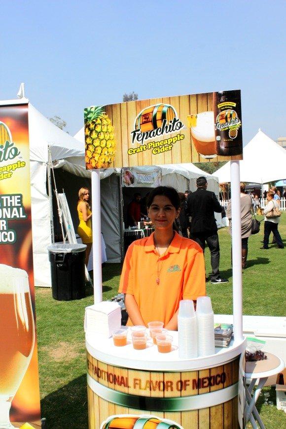 Latin Food Fest, Grand Park, Los Angeles, California