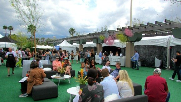 Palm Desert Food & Wine Festival, California
