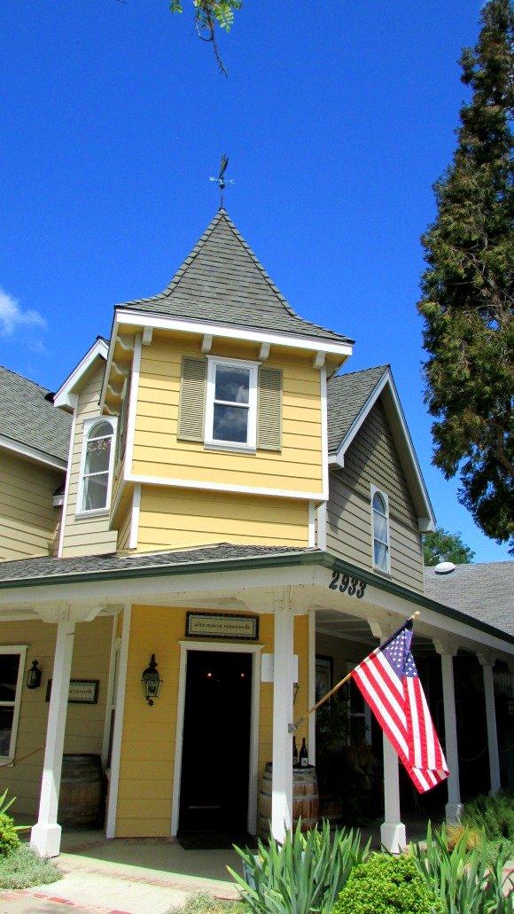 Los Olivos, Santa Ynez Valley, California