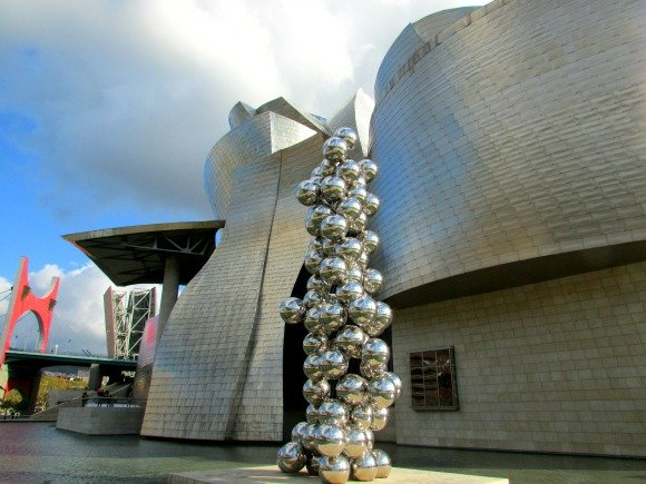 Guggenheim Museum, Bilbao, Spain, Basque Country