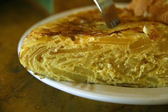 Spanish Foods to Try, Tortilla