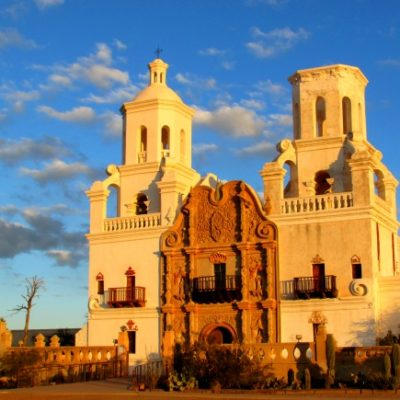 San Xavier: White Dove of the Desert