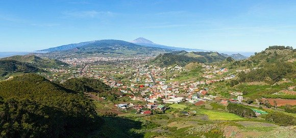 San_Cristóbal_de_La_Laguna, Tenerife