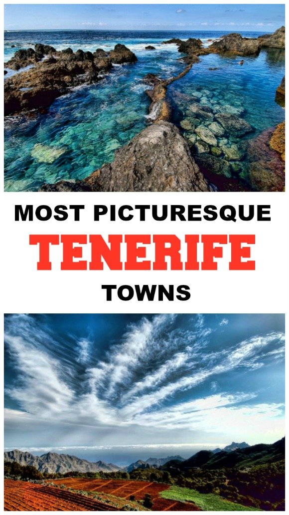 Here is a list with the most picturesque tons in Tenerife, Canary Islands, Spain