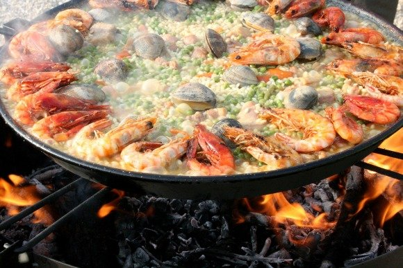 Spanish Foods to Try, Paella