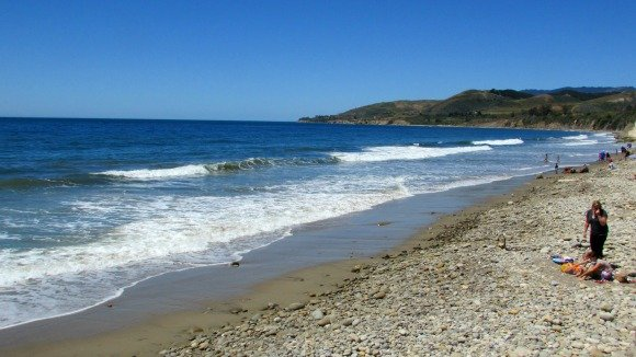El Capitan State Beach, Santa Barbara, California