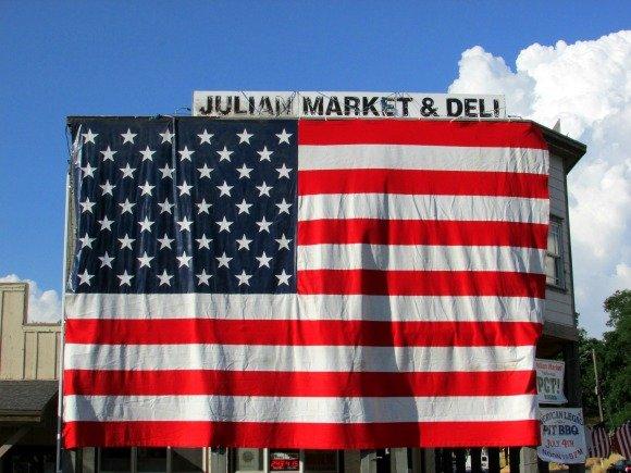 Julian, San Diego, California
