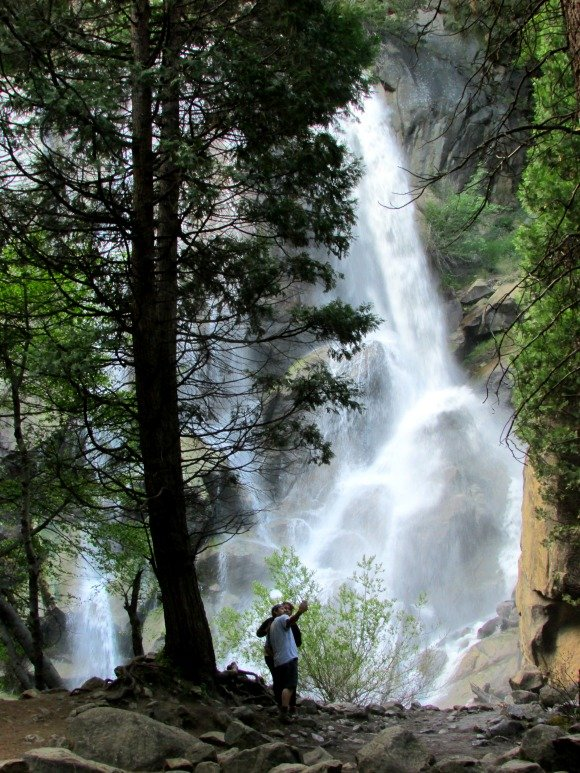 Grizzly Falls, Kings Canyon National Park, California