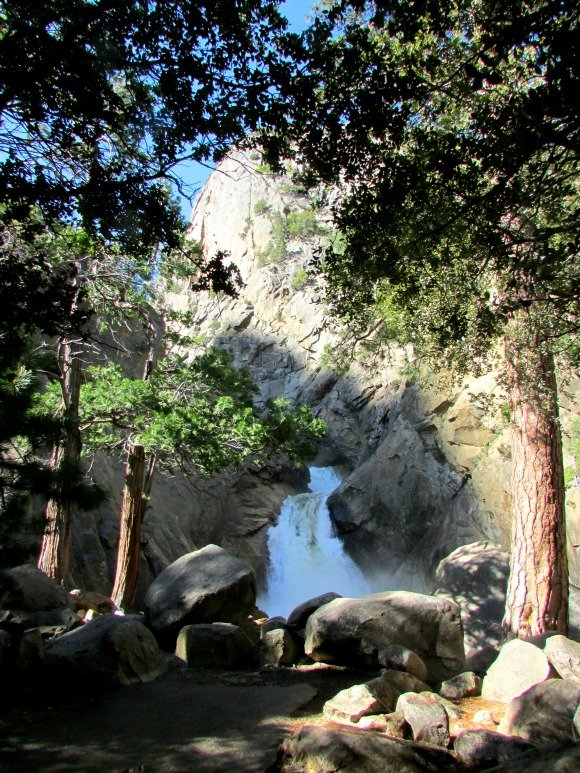 Roaring River Falls, Kings Canyon National Park, California