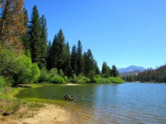 Hume Lake, Kings Canyon National Park, California