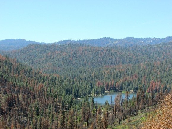 Hume Lake, Kings Canyon National Park, California