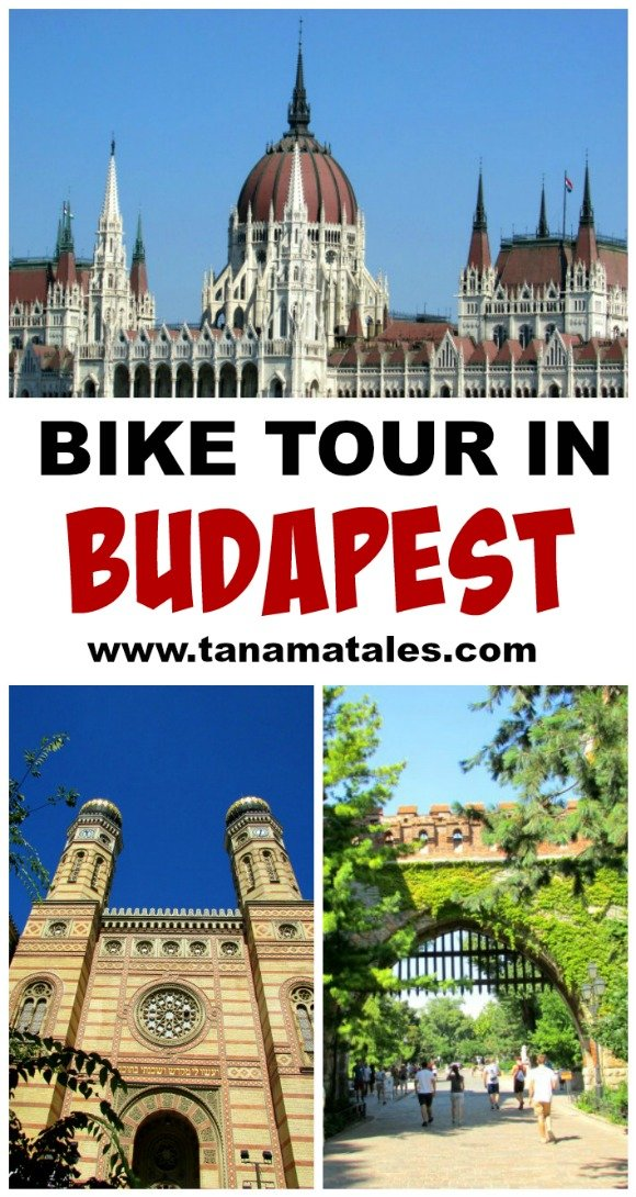 A bike tour is a great way to see the top sight in Budapest. You are able to cover more ground and visit more sights in less time.