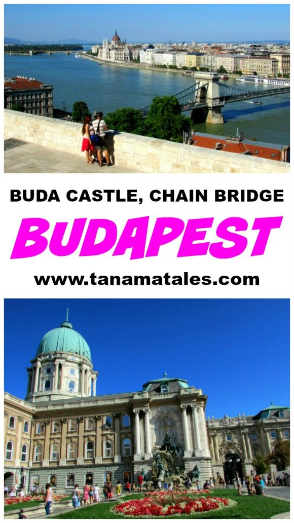 Visit some of the best sights on the Buda side of Budapest. The Chain Bridge and the Buda Castle are must see spots (and oh so beautiful).