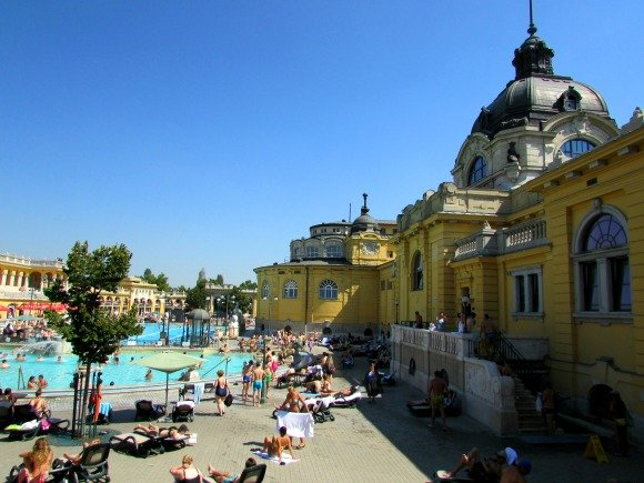 Photo Friday - Tanama Tales - Budapest with Yellow Zebra Bike Tours - http://tanamatales.com/budapest-yellow-zebra-bike-tours/