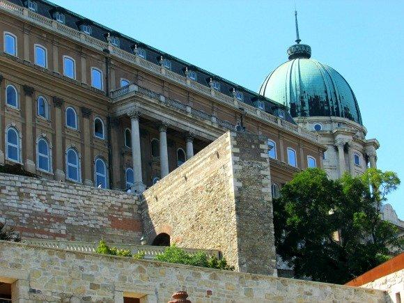 Buda Castle, Yellow Zebra Bike Tours, Budapest