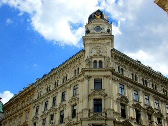 Vienna's Old Town, Vienna, Austria, Old Town, Imperial City