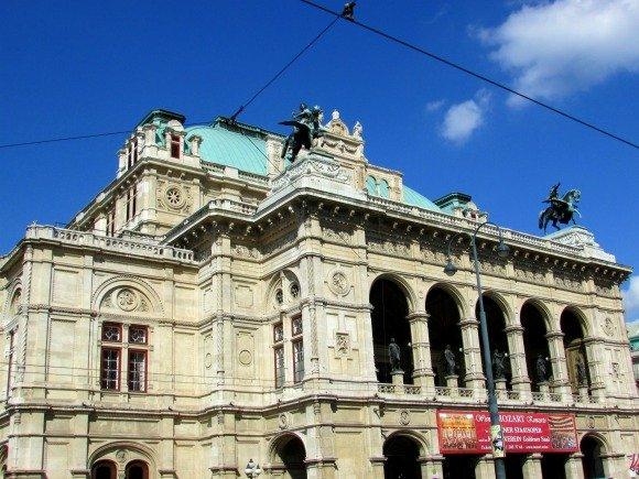 Opera, Vienna, Austria