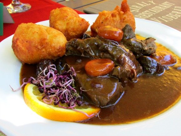 Goulash, What to Eat in Budapest, Hungary