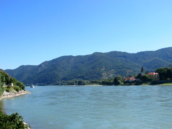 Spitz, Wachau Valley, Austria