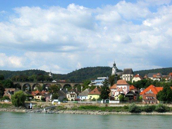 Emmersdorf, Wachau Valley, Austria