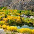 Bishop Creek, Bishop, Eastern Sierra, Lakes, Fall Foliage