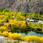Bishop Creek, Bishop, Eastern Sierra, Lakes, Fall Foliage