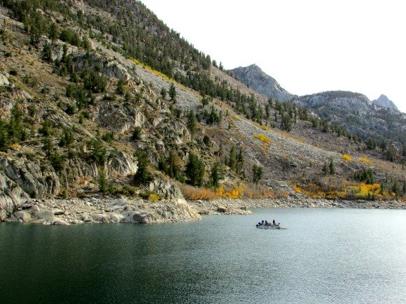 Lake Sabrina, Bishop Creek, California