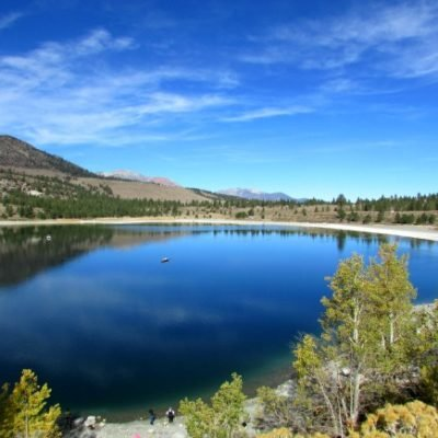 Eastern Sierra: June Lake Loop