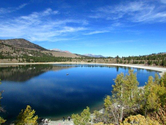 June Lake Loop, Eastern Sierra, Grant Lake, Gull Lake, Silver Lake