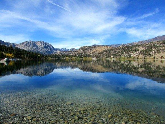 June Lake, June Lake Loop, California